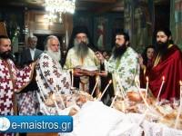 Η Στάνος Αμφιλοχίας τίμησε τον πολιούχο της Άγιο Δημήτριο