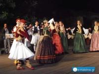 Ο χορός ένωσε τους Βαλτινούς στο κάλεσμα-αφιέρωμα του ΟΣΥΒΑ στη Δόρα Στράτου