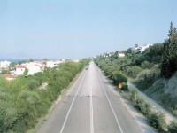 Αποκατάσταση κυκλοφορίας Εθνικής Οδού Πατρών-Αθηνών