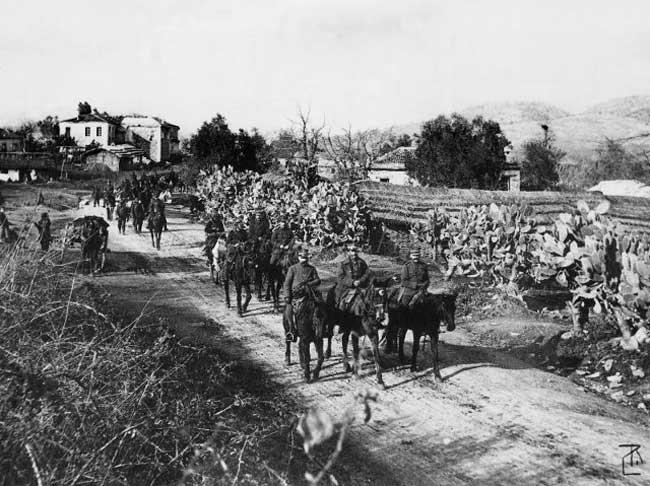 102 χρόνια από την απελευθέρωση της Πρέβεζας