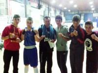 Μεγάλες στιγμές στο πανελλήνιο πρωτάθλημα για τον Πυγμαχικό Σύλλογο Αμφιλοχίας