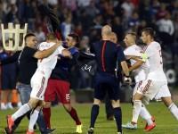 Ανακοινώθηκε η  ποινή της UEFA για το Σερβία-Αλβανία