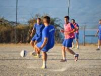 Με σκορ 6-0 επικράτησε ο Α.Ο.Σπάρτο επί της Πυραμίς Σαρδίνιων.