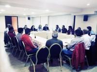 Σύσκεψη με τους χοιροτρόφους για τον έλεγχο της ευζωίας της παραγωγής