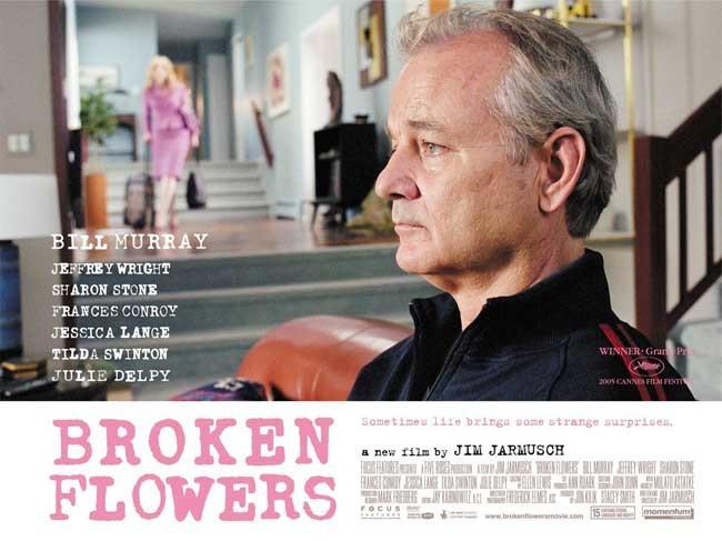To κινηματογραφικό τμήμα του Π.Κ.Αμφιλοχίας προβάλλει την ταινία : Broken flowers – Τσακισμένα λουλούδια (2005 )