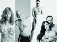 Μπουτάρης, Μαρία Λουίζα Βούρου, Ψυχούλη, Μπεγνής και δεκάδες διάσημοι, γυμνοί για καμπάνια κατά του ΑΙDS
