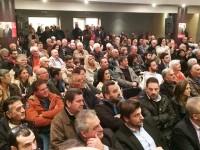 Εκδήλωση Κινήματος Δημοκρατών Σοσιαλιστών στο Αγρίνιο