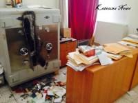 Διάρρηξη στο πρώην Δημαρχείο Κατούνας