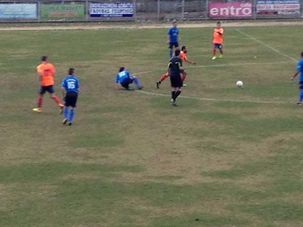 Με το δεξί ο Παναμβρακικός 4-0 τον ΑΟ Αρχοντοχωρίου