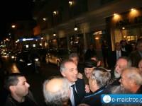 Κεντρική προεκλογική ομιλία  Μάριου Σαλμά  στο Αγρίνιο