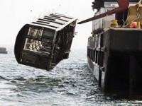 Ρίχνουν βαγόνια στον ωκεανό για να γίνουν… ύφαλοι