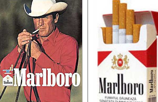 Οι καουμπόις της Marlboro. Πέθαναν και οι τρεις πρωταγωνιστές των διαφημίσεών της, εξαιτίας του καπνίσματος!