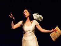 "H Κερασία Σαμαρά στην Άρτα στο θέατρο ΑΘΟΑ με την ""Άδεια ποδηλάτου"""