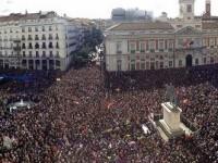 Μεγαλειώδης συγκέντρωση Podemos: Η Αλλαγή ξεκίνησε στην Αθήνα