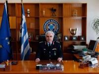 Ανέλαβε καθήκοντα Γενικού Περιφερειακού Αστυνομικού Διευθυντή Δυτικής Ελλάδας, ο Υποστράτηγος Αριστείδης ΑΝΔΡΙΚΟΠΟΥΛΟΣ