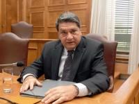 Πέθανε ο πρώην υπουργός Βασίλης Μαγγίνας