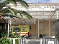 Στο νοσοκομείο Λευκάδας περιόδευσε ο βουλευτής του ΚΚΕ Νίκος Μωραΐτης,