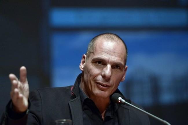 Βαρουφάκης: Οι διεφθαρμένοι τραπεζικοί έκαναν έγκλημα κατά της ανθρωπότητας στην Ελλάδα
