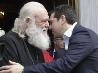 Ο Τσίπρας παίρνει την πάσα του Ιερώνυμου για αξιοποίηση της εκκλησιαστικής περιουσίας