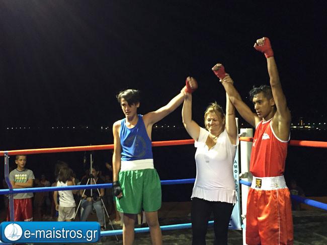 Εντυπωσιακές «μονομαχίες» στην επιτυχημένη διοργάνωση του 3ου Κυπέλλου Πυγμαχίας στην Αμφιλοχία