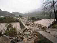 Συνέλευση κατοίκων για την αποκατάσταση των ζημιών  στις γέφυρες Τέμπλας και Καταφυλλίου