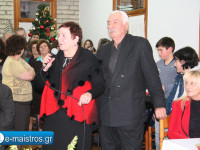 Γιορτή προς τιμήν των ανθρώπων της Τρίτης Ηλικίας στο ΚΑΠΗ Αμφιλοχίας