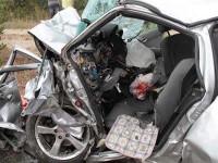 Τροχαίο έξω από την Άρτα – Πέντε βαριά τραυματίες