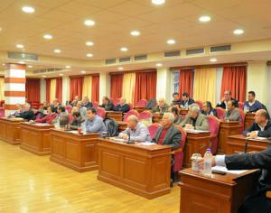 Έκτακτη συνεδρίαση του Δημοτικού Συμβουλίου Ι.Π. Μεσολογγίου