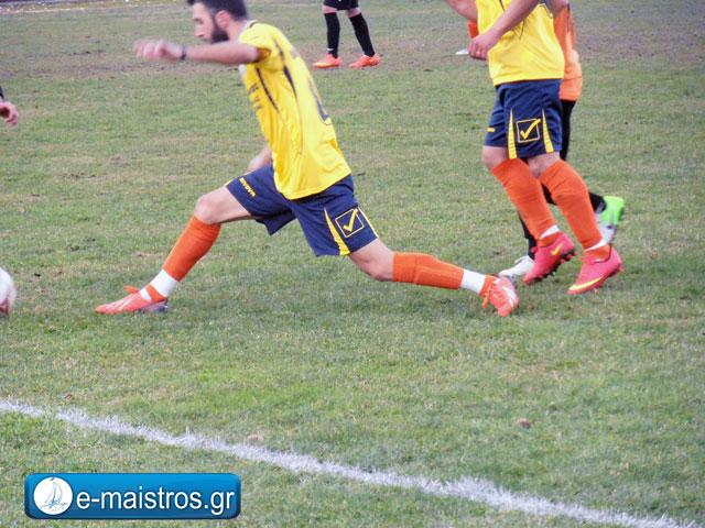 Ντέρμπι 90΄στην Αμφιλοχία Παναμβρακικός – Αλυζιακός 2-0