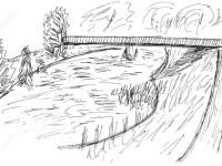 Και το ποτάμι, ρούσα παπαδιά, ήταν θολό