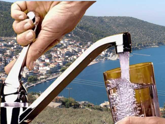 Χωρίς νερό η μισή πόλη της Αμφιλοχίας
