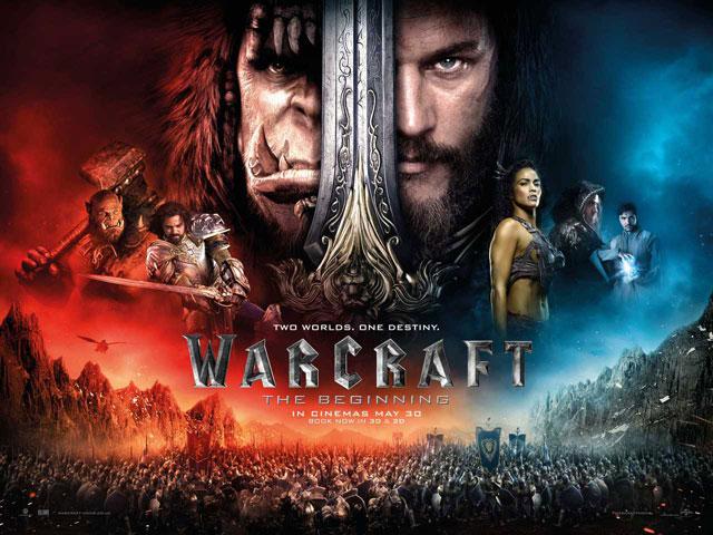 WARCRAFT – THE CONJURING 2 – Τελευταία εβδομάδα της Σεζόν στον κινηματογράφο Παλλά στην Άρτα