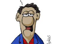 To θλιμμένο σκίτσο του Αρκά για την τραγωδία στη Νίκαια