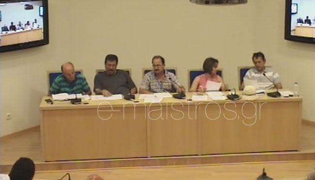 Δείτε την Τακτική Συνεδρίαση Ιουλίου στο Δήμο Αμφιλοχίας