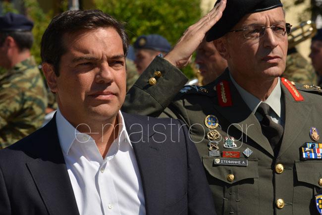 Τσίπρας από το Μαρτυρικό Κομμένο «Η Ελλάδα δεν Ξεχνά – Οι Γερμανικές αποζημιώσεις είναι χρέος – Η ελληνική Πολιτεία θα πράξει ό,τι απαιτείται»