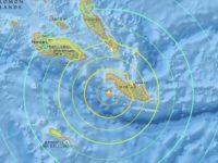 Σεισμός 7,8 Ρίχτερ στα Νησιά Σολομώντα. Αναμένεται τσουνάμι