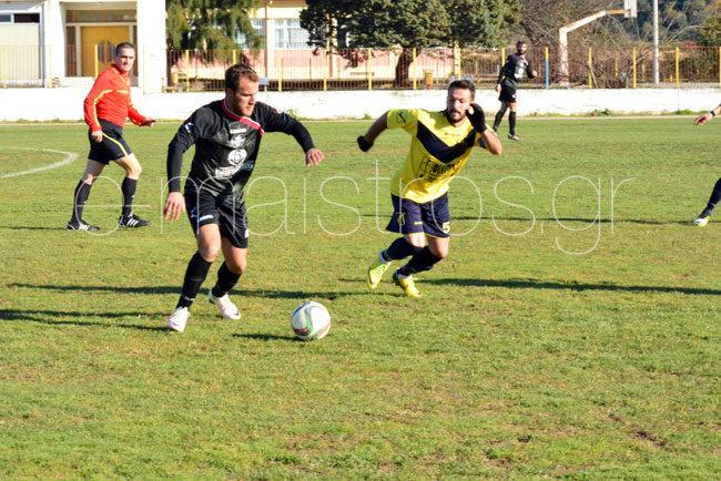 Στην παράταση πήρε την πρόκριση ο Παναμβρακικός 0-1 τον Αμβρακικό Λουτρού
