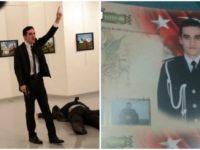 Βίντεο ντοκουμέντο – Νεκρός ο δολοφόνος του Ρώσου πρέσβη στην Άγκυρα.