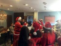 Πρωτοχρονιάτικα κάλαντα στην Αντιπεριφερειάρχη Χριστίνα Σταρακά