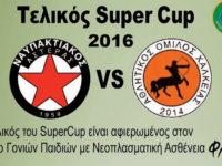Τελικός super cup 2016