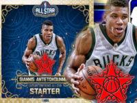 Γράφει ιστορία ο Αντετοκούνμπο – Ο πρώτος Έλληνας στο All Star του NBA