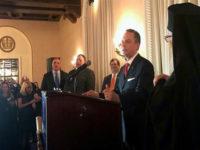 Έκπληξη: Ο Έλληνας προσωπάρχης του Τραμπ και η μεγάλη ευχή