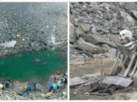 «Η λίμνη των σκελετών» – Πρόκειται για μια από τις πιο ανατριχιαστικές λίμνες στον κόσμο