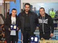 Κοπή πίτας και βράβευση Πρωταθλητών Ελλάδος στον Π.Γ.Σ Αμφιλοχίας