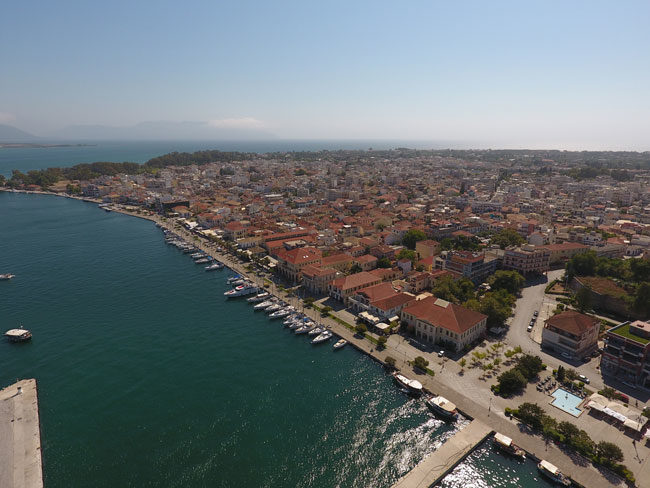 Θερινή τουριστική περίοδος στον Δήμο Πρέβεζας και COVID -19
