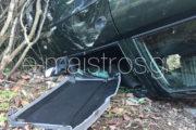 Ανατροπή οχήματος στο 4ο χλμ Αμφιλοχίας – Βόνιτσας