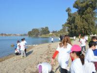 «Ολοκληρώθηκαν οι δράσεις καθαρισμού στο Εθνικό Πάρκο Υγροτόπων Αμβρακικού στο πλαίσιο της εκστρατείας Let's do it Greece»