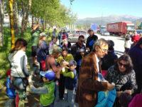 Μήνυμα εθελοντισμού έστειλαν από την Άρτα πολλά μικρά παιδιά στο φετινό Let's Do It!
