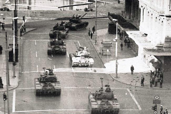 Η πρώτη μέρα του Στρατιωτικού Πραξικοπήματος της 21ης Απριλίου 1967 στην Άρτα