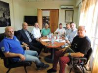 Σύσκεψη  με αντικείμενο θέματα ασφάλειας και αστυνόμευσης της ευρύτερης περιοχής της Άρτας.